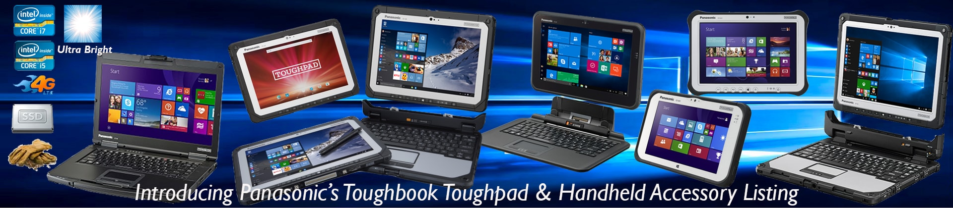 Panasonic Toughbook CF-29