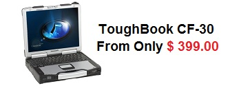 Panasonic Toughbook CF-30 - Toughbook 30