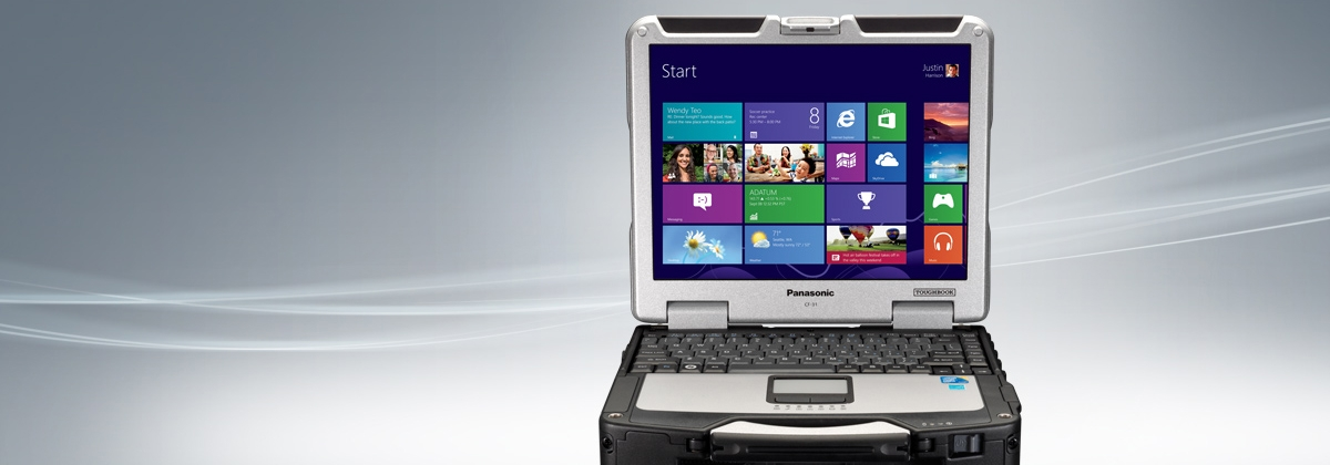 Refurbished Panasonic Toughbook