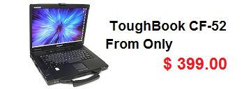 Panasonic Toughbook CF-52 - Toughbook 52