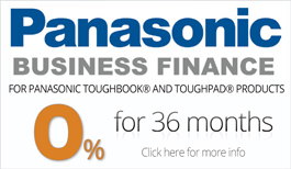 Toughbook and Toughpad Financing